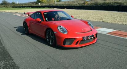 Pilotage de 2 voitures (Porsche, Ferrari, Lamborghini, ...) -  Château Gaillard