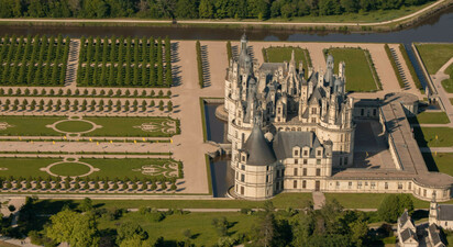 Baptême en ULM - Vol au-dessus des Châteaux de la Loire
