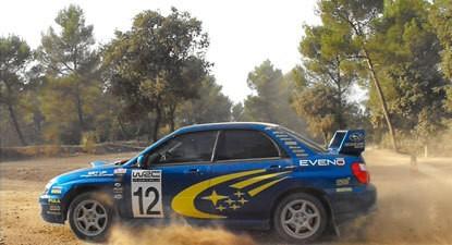 Baptême de Pilotage Rallye à Aix-en-Provence