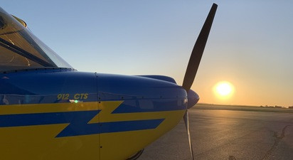 Initiation au pilotage d'ULM multiaxes près de Blois