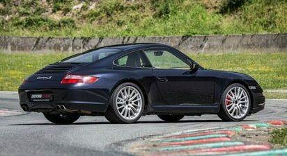 Pilotage en Porsche 911 997 – Circuit de Ladoux