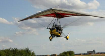 Initiation au pilotage d'ULM près de Provins et Vaux-le-Vicomte