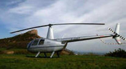 Initiation au pilotage d'hélicoptère pour 2 à Mâcon