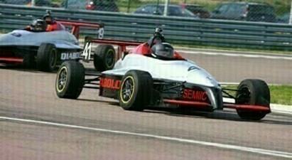 Stage de Pilotage en Formule Renault - Circuit de la Ferté Gaucher