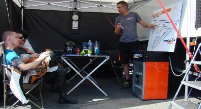 Stage de Pilotage en Kawasaki 600 ZX6R - Circuit Ferté-Gaucher