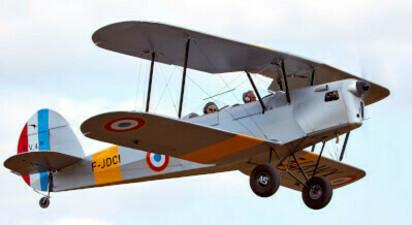 Initiation au pilotage d'ULM Multiaxes à Nancy