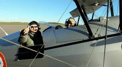 Initiation au pilotage d'avion ultra léger à Nancy