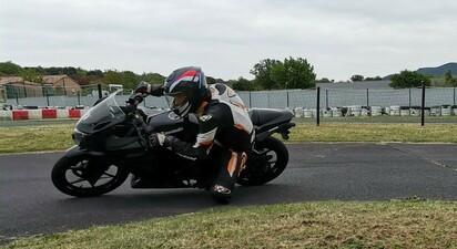 Stage de de pilotage en moto - Circuit de Rognac