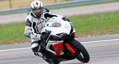 Pilotage d'une Suzuki GSXR 750 - Circuit Maison Blanche