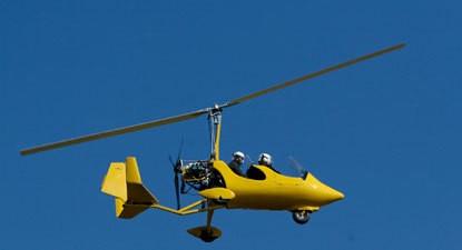 Initiation au pilotage d'ULM Autogire à Sens