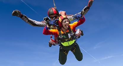 Saut en Parachute à Montélimar