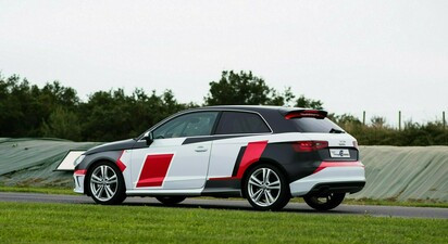 Cours particulier Mixte Audi A3 Cup et BMW - Circuit d'Andrézieux