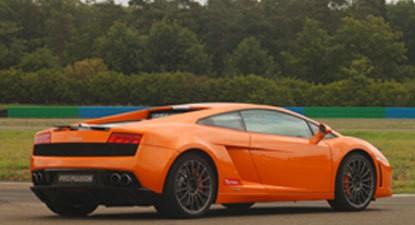 Baptême en Lamborghini Huracan - Circuit de l'Ouest Parisien