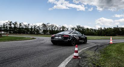 Stage multi-volants en Porsche ou Lotus + Audi R8 - circuit d'Andrézieux