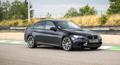 Baptême de drift en BMW M3 - Circuit de Fay de Bretagne