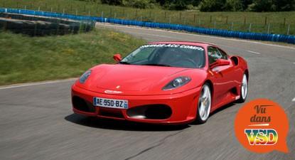 Stage de Pilotage Multivolant en Audi, Ferrari et Porsche - Circuit de Trappes