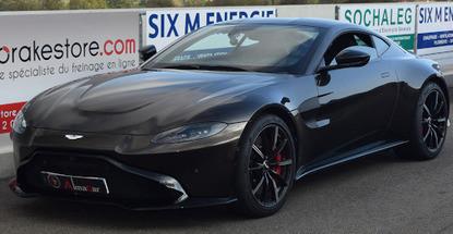 Stage de Pilotage en Aston Martin  - Circuit d'Issoire