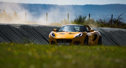 Stage de pilotage en Lotus Elise Sport - Circuit d'Andrézieux