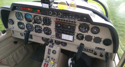 Formation et stage de pilotage d'avion près de Paris