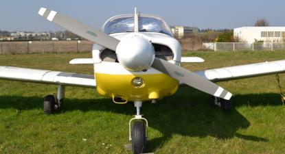 Simulateur d'avion près de Paris