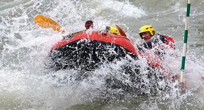 Rafting Gap