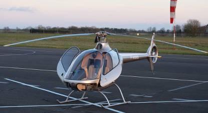 Initiation au Pilotage d'Hélicoptère près de Versailles