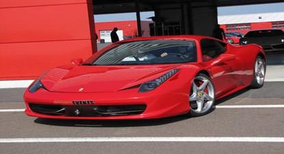 Stage de Pilotage en Ferrari F458 Italia - Circuit de la Ferté-Gaucher