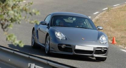 Stage de Pilotage en Porsche Cayman S - Circuit de la Ferté-Gaucher