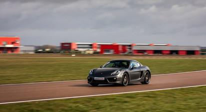 Stage de Pilotage en Porsche Cayman S PDK - Circuit de la Ferté Gaucher