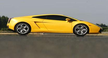 Stage de Pilotage en Lamborghini LP560 - Circuit de Salon-de-Provence