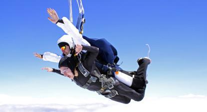 Saut en Parachute à Lezignan
