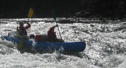 Canoë - Kayak en Ardèche