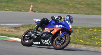 Stage en Yamaha YZF R6 Super Sport à Nevers