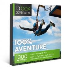 La Box Adrénaline 100% Aventure