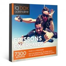 La Box Adrénaline Frissons extrêmes