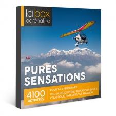 La Box Adrénaline Pures sensations