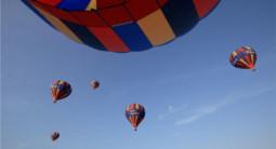 Vol en Montgolfière - tour et balade au dessus de Beaune