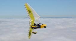 Initiation au pilotage d'un ULM pendulaire près de Meaux