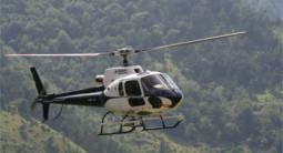 Vol en hélicoptère à Biarritz - survol de la baie de Saint Jean de Luz
