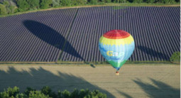 Vol en Montgolfière - Survol du Parc Naturel du Verdon près de Manosque