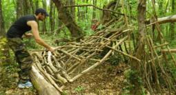 Stage de survie de 5 jours façon nomade dans le Périgord