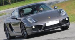 Pilotage en Porsche Cayman S - Circuit Fay de Bretagne