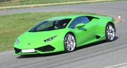 Stage de Pilotage en Lamborghini Huracan - Circuit de Lohéac