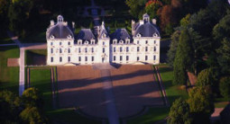 Baptême en ULM au dessus des Châteaux Loire