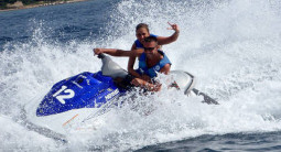 Initiation Jet Ski et Kayak à Antibes