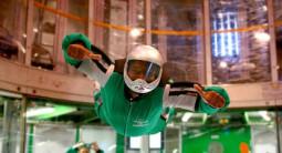 Simulateur de chute libre en soufflerie Indoor près de Paris Ouest