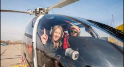 Baptême en Hélicoptère en Gironde - Vol au départ de Bordeaux-Mérignac