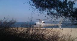 Vol en Hélicoptère à Biscarrosse