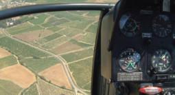 Initiation au Pilotage d'Hélicoptère dans les Cévennes