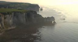 Baptême en Hélicoptère - Vol en Normandie et aux falaises d'Etretat